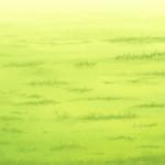 草地を描いてみた、けど……