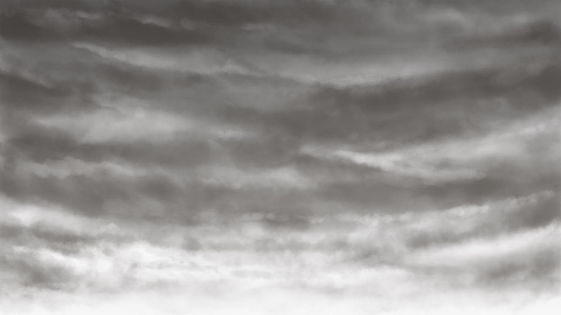曇り空1920*1080