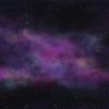 【フリー背景素材】 宇宙、星雲