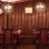 【フリー背景素材】 レストラン(差分あり)
